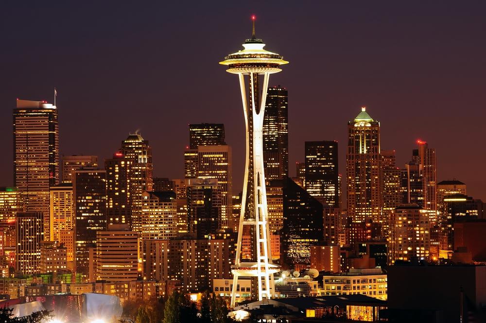Tour degli Stati Uniti - La torre di Seattle