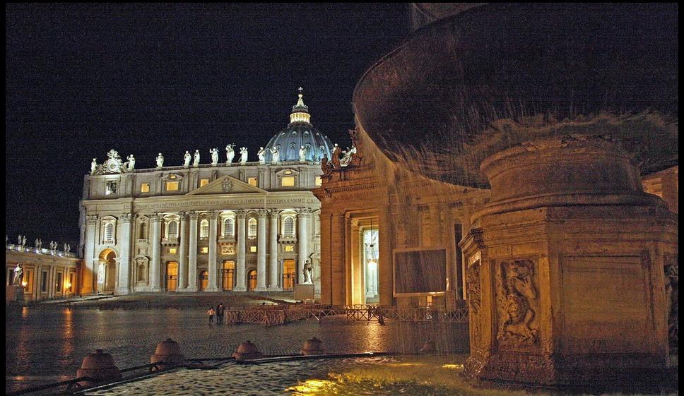 ristoranti e hotel per Capodanno a Roma